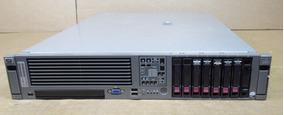 Servidor Hp Proliant Dl380 G5 2x Xeon 300gb 16 Gb Ram