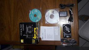 Camera Nikon Semi Profissional S9500 Zoom De 22x Com Bateria