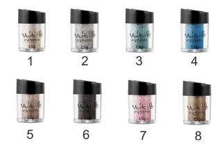 Pigmento Vult Glitter Cores