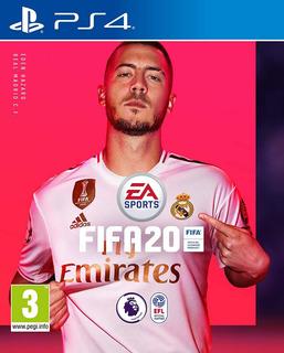 Juego Fifa 20 Play Station 4 Nuevo Fisico Ps4 Sellado