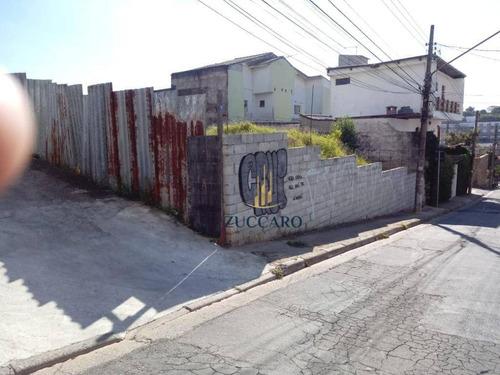 Terreno À Venda, 789 M² Por R$ 1.750.000,00 - Vila Galvão - Guarulhos/sp - Te0930