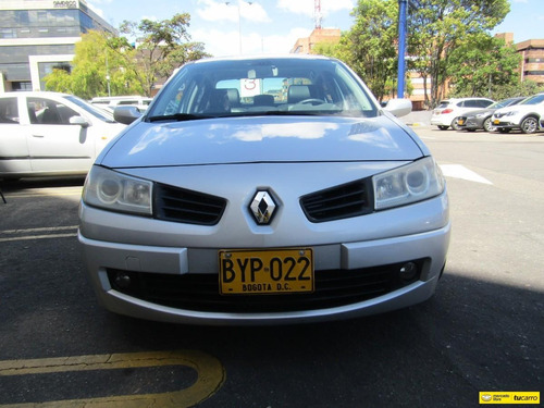 Renault Megane Ii Fase Ii At 2000