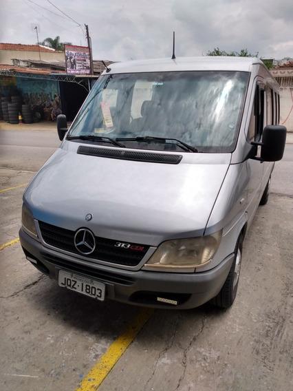 Mercedes-benz Sprinter Van 2.2 Cdi 313 Luxo 5p 2005