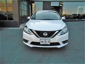 Nissan Sentra Sense Automatico Modelo 2017