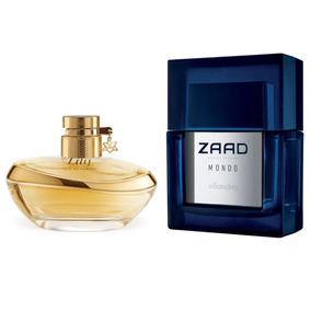 Combo Lily Eau De Parfum + Zaad Mondo Eau De Parfum, 95ml