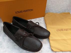 3277fb109 Zapatos Louis Vuitton De Cuero - Ropa y Accesorios en Mercado Libre Perú