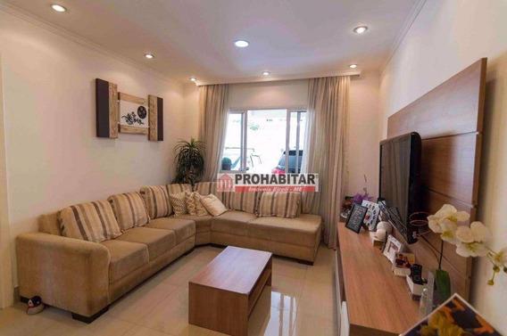 Sobrado Com 3 Dormitórios À Venda, 150 M² Por R$ 900.000,00 - Jardim Marajoara - São Paulo/sp - So2261