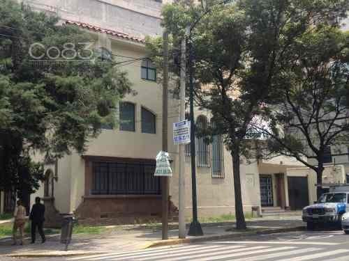 Renta - Casa Con Uso De Suelo - Polanco - 700 M2