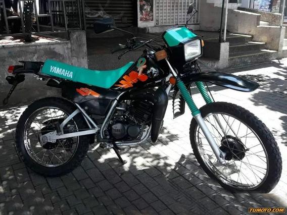 Yamaha Dt 175 Dt 175