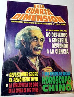 Revista Cuarta Dimension Num 199 De Coleccion