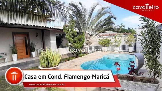 Casa Residencial À Venda, Flamengo, Maricá. - Ca2533