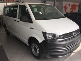 Volkswagen Transporter 2.0 8pas Ba Mt