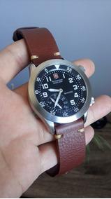 Relógio Victorinox Airboss (edição De Colecionador) A Corda