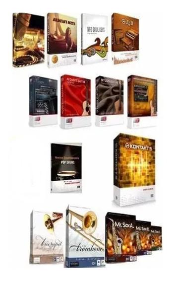 Kontatk 5.7.3 + 60 Gb De Bibliotecas Profissionais (15 Dvds)