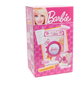 Lavarropas Barbie Mini Play