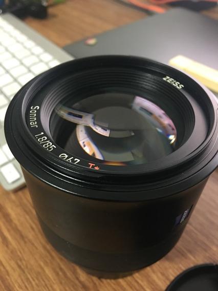 Lente Sony Batis 1.8 85mm Zeiss