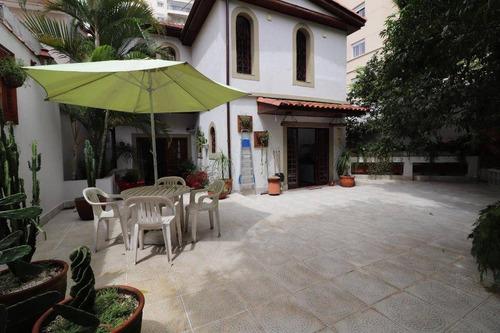 Sobrado Com 3 Dormitórios À Venda, 480 M² Por R$ 2.699.999,98 - Aclimação - São Paulo/sp - So0259