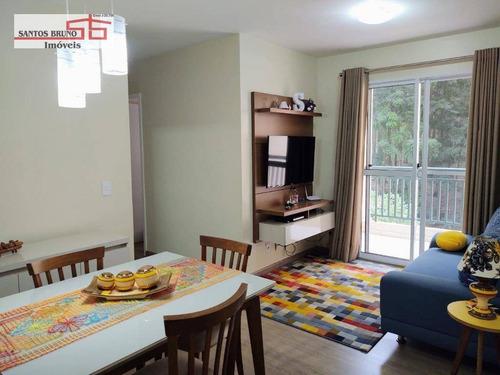 Imagem 1 de 28 de Apartamento Com 2 Dormitórios À Venda, 51 M² Por R$ 240.000,00 - Jardim Peri - São Paulo/sp - Ap3951