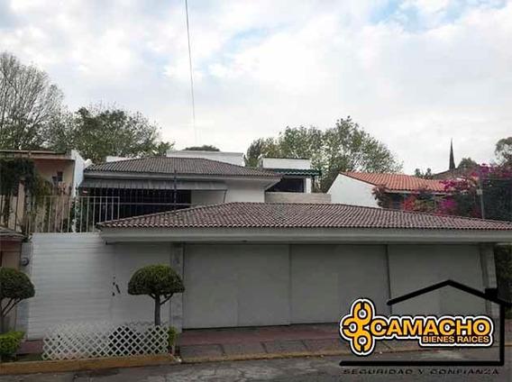 Casa Amplia En Venta En Club De Golf Las Fuentes Opc-0110
