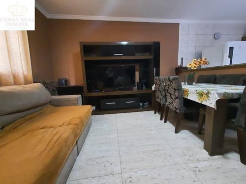 Imagem 1 de 16 de Casa Em Condominio Com 2 Dormitorios E Churrasqueira!! - Ca00571 - 69565195