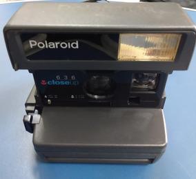 Câmera Fotográfica Polaroide 6 3 6 Closeup