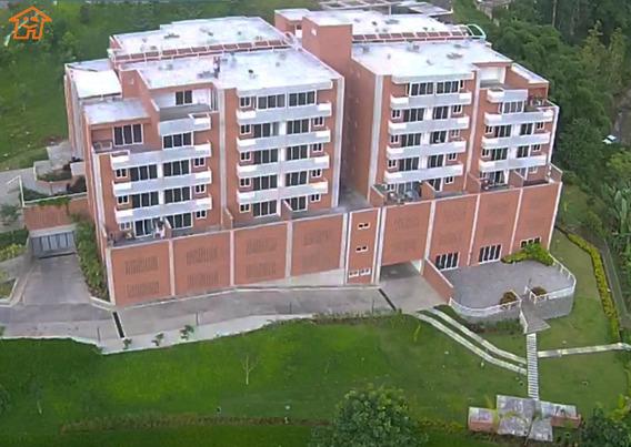Apartamento A Estrenar En El Hatillo, La Union - 75,5mts