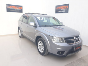 Dodge Journey 2015 Unico Dono 7 Lugares