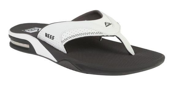 Ojotas Reef Fanning Con Destapador/camara Hombre