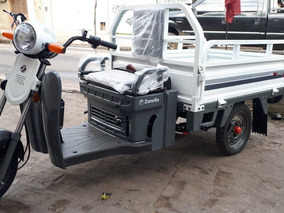 Zanella Tricargo 125 Xt - 2018 Okm - Utilitario
