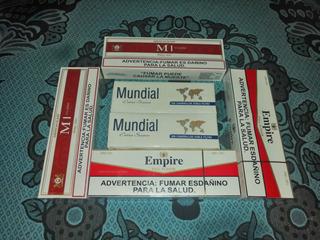 Cigarros Por Brazos (importados) Ibiza,miller,rumba,mundial