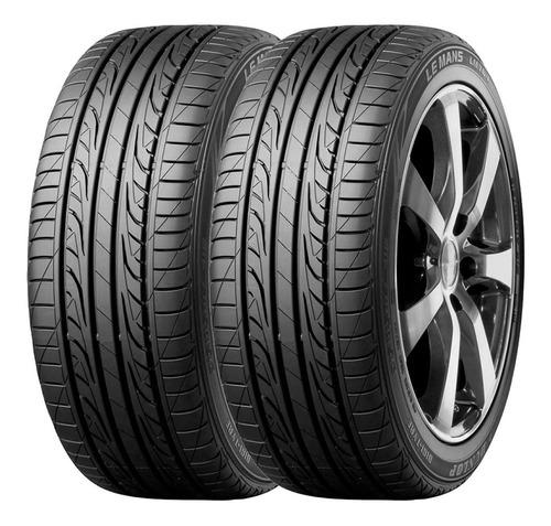 Kit 2 Neumáticos Dunlop 195 55 Rodado 15 Lm704 Vw Surán