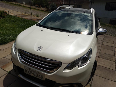 Peugeout 2008 Griffe 1.6 Turbo Thp Manual (na Garantia)