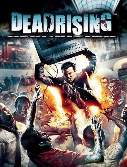 Dead Rising Pc - Steam Key (envio Flash)