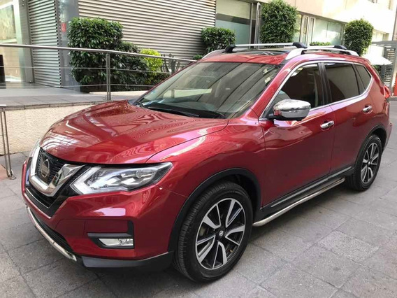Nissan X-trail 2018 Exclusive , 19,000 Kms Seminueva!!!