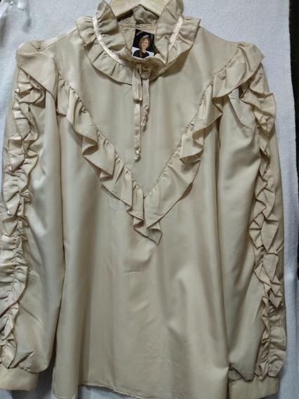 Camisa Victoriana Vintage