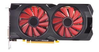 Placa de video XFX Radeon RX 500 Series RX-570P4DFD6 4GB