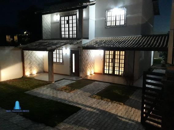 Casa A Venda No Bairro Centro Em Iguaba Grande - Rj. - 747-1