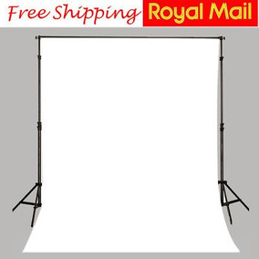 5x7ft Fondo Blanco Equipo Foto Estudio Softbox Kit De...