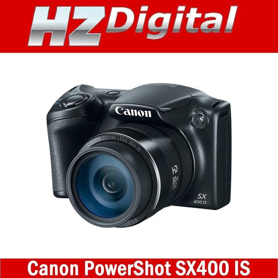 Câmera Digital Semiprofissional Canon Powershot Sx400is 16mp