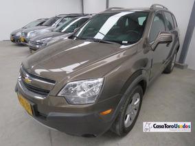 Chevrolet Captiva Mt 2400cc 4x2 2014