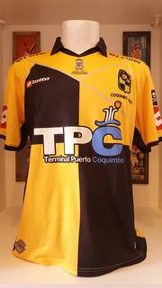 Camisa Futebol Coquimbo Unido Chile Preparada Jogo