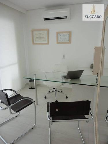 Sala À Venda, 40 M² Por R$ 320.000,00 - Centro - Guarulhos/sp - Sa0536