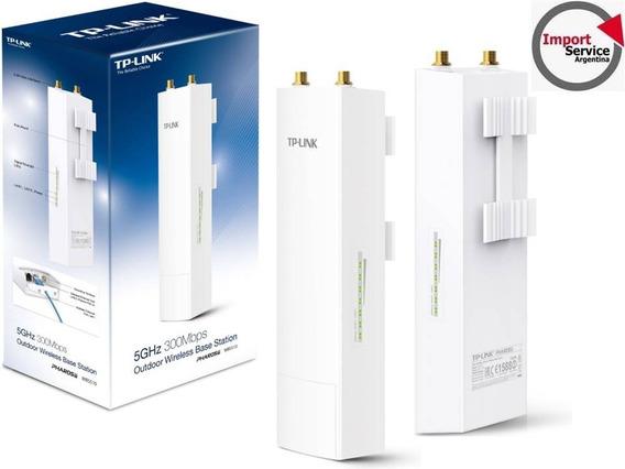 Router Access Point Rep Estacion Externo Tp-link Wbs510 5ghz