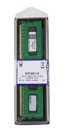 Memória 4gb Ddr3 1333mhz Kingston Kmm4gbd3-1333 Pc Desktop