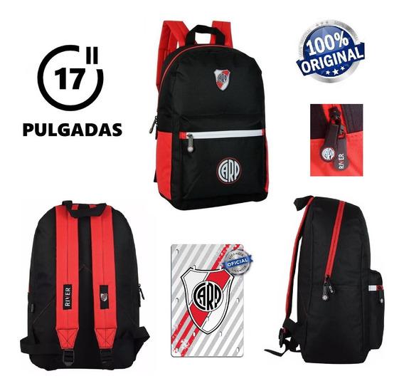 Mochila River Plate 17 Pulgadas - Licencia Original !