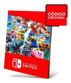 Super Smash Bros Ultimate - Jogo Nintendo Switch - Sem Juros