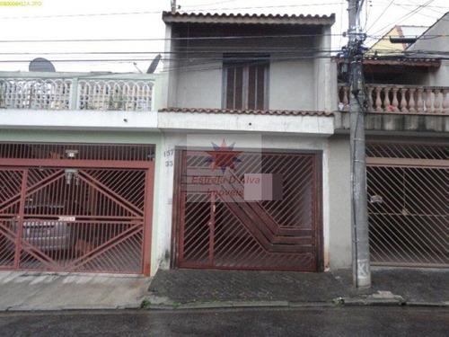 Sobrado Burgo Paulista São Paulo/sp - 87