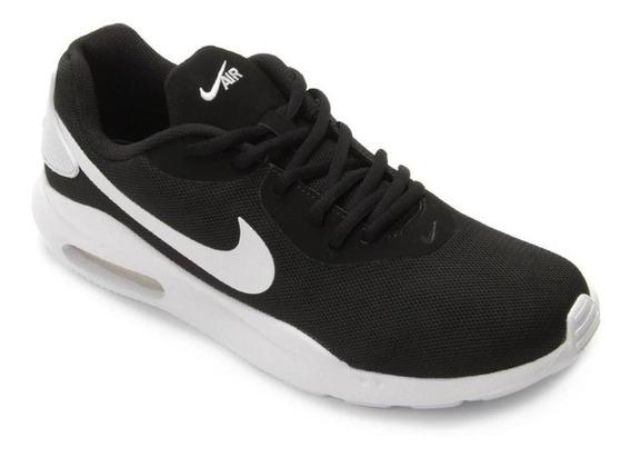 Tenis Nike Air Max Oketo Preto/branco