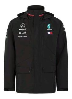 Campera Mercedes Amg Petronas F1 Oficial 2018
