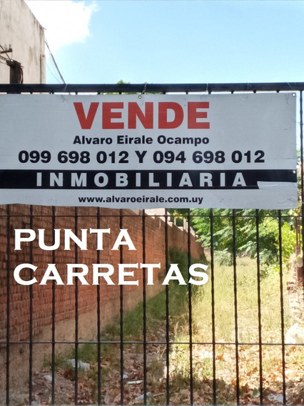* Punta Carretas: Altura 31 Mts.+ Galibo